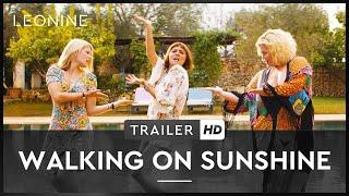 Walking on Sunshine Film Trailer