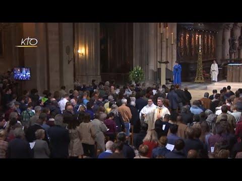 Messe du 8 avril 2018