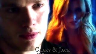 """""""Орудия Смерти"""" Кассандры Клэр, Clary And Jace * Warrior"""
