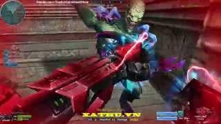 [XATHU.VN gameplay]#72: F2000-Mirage Zombie Kim Tự Tháp VaiLinhHon