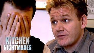 Chef Ramsay's Brutal Job Interview   Kitchen Nightmares