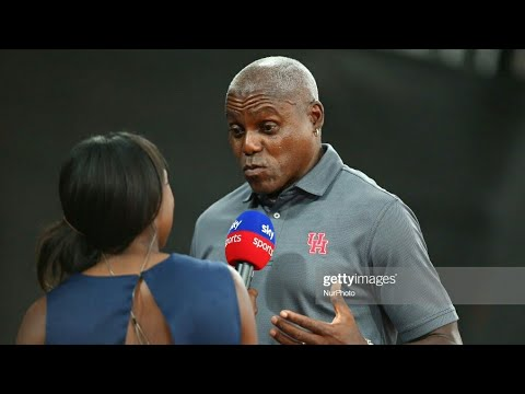 Carl Lewis tells what his training was like.