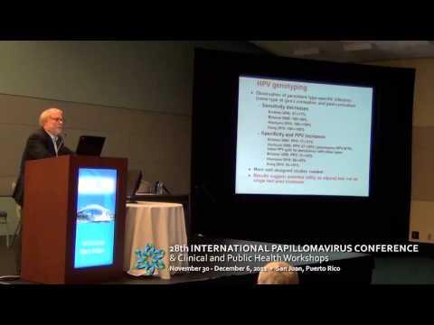 Papillomavirus humain cancer gorge