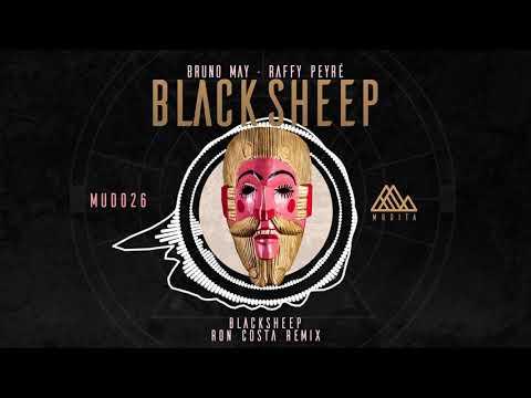 Bruno May, Raffy Peyré - Black Sheep (Ron Costa Remix)