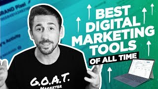 Top 50+ Digital Marketing Tools Of All Time