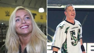 Liv Morgan Had A Crush On John Cena?: Ask The WWE PC, Sept. 8, 2017