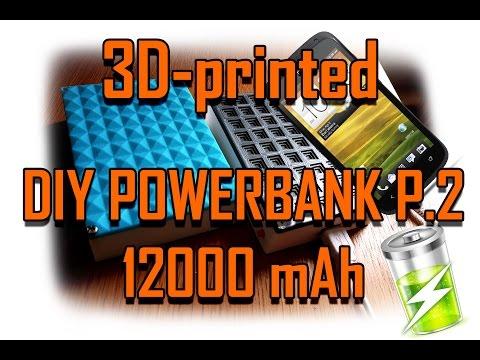 USB charger powerbank DIY!