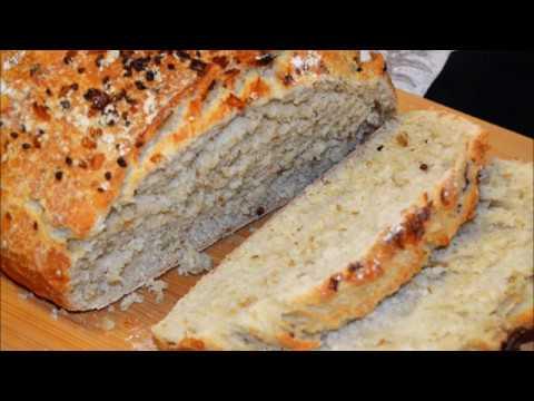 Pan de espelta con semillas (Receta fácil)