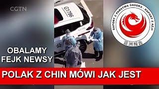 Czy w Chinach strzelają do ludzi chorych na koronawirusa – Chiny #385