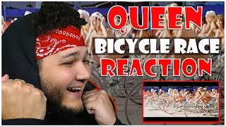 🎤 Hip-Hop Fan Reacts To Queen - Bicycle Race 🎸