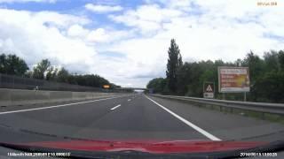 preview picture of video 'Austria (Österreich) S33 Knoten St.Pölten - Knoten Jettsdorf x3'