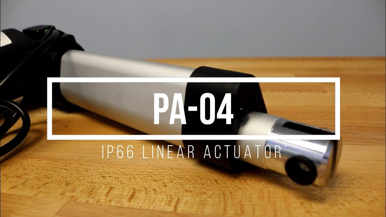 PA-04 Product Overview