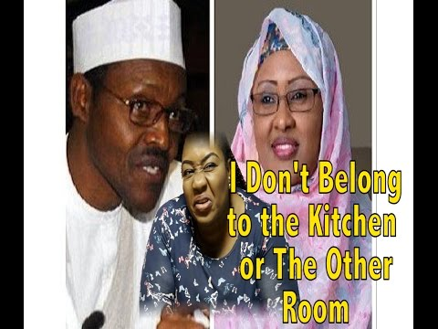 """I Don't Belong in the Kitchen, Bedroom or the Other Room!"" Precious Richard-Okon Weighs in on the President's Statement in a New Episode of 'The Iyabeji Show'"