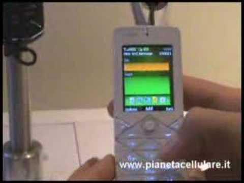 Nokia 7500 Prism al Mobile World Congress