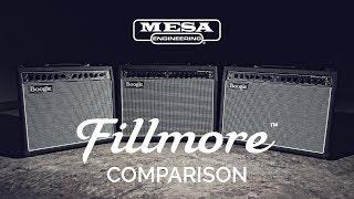 MESA/Boogie - Fillmore™ Comparison