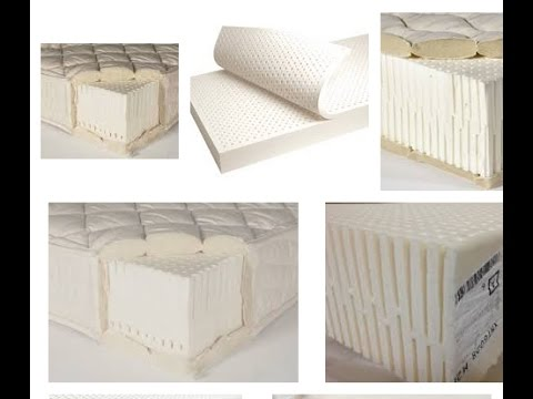 Reviews: Best Latex Mattresses 2017