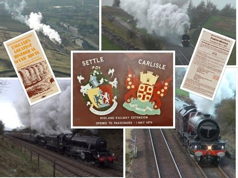 Steam on the Settle & Carlisle in the 1980's and 1990's