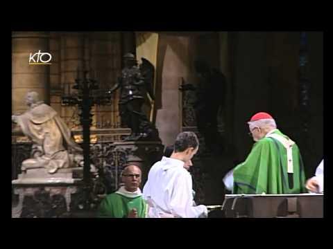 Messe d'action de grâces pour la béatification de Mgr Ghika