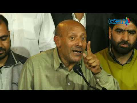 Er Rasheed questions delay in holding J&K assembly polls