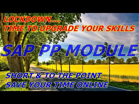 SAP PP CERTIFICATION? HOW TO GO FOR IT ... - YouTube