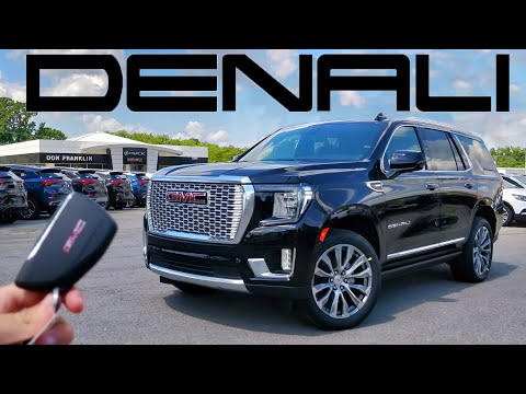 External Review Video 8QtKjxHb_f0 for GMC Yukon & Yukon XL SUV (5th Gen)