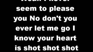All Time Low - Just The Way I`m Not Lyrics