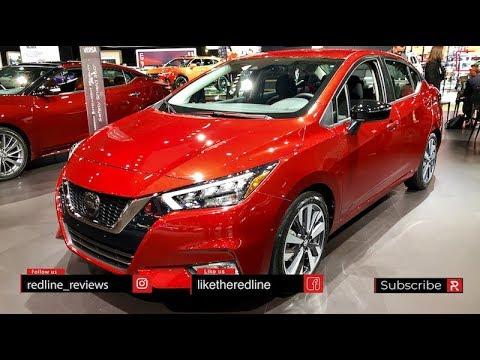 2020 Nissan Versa – Redline: First Look – 2019 NYIAS
