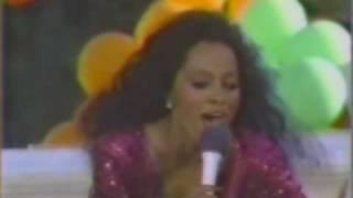 Diana Ross Live Central Park Let's Go Up Day 2