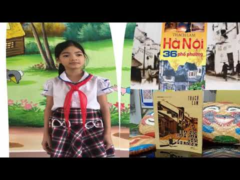 """Mỗi tuần một cuốn sách hay """"Hà Nội 36 phố phường""""  Tác giả Thạch Lam"""