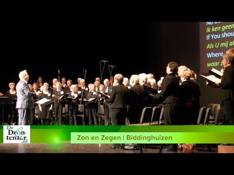 Zon en Zegen houdt kerstzangavond in De Voorhof in Biddinghuizen