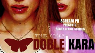 DOBLE KARA // True Ghost Story // (Tagalog Horror Stories Vol. 22) // Online horror story