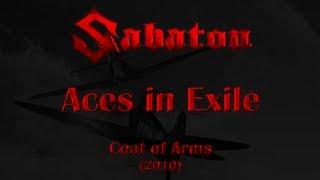 Sabaton   Aces In Exile (Lyrics English & Deutsch)