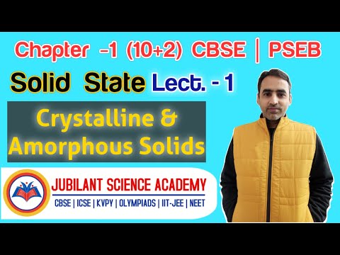 Solid state (Part-1)