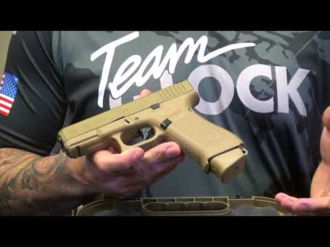 Glock's First Crossover Pistol
