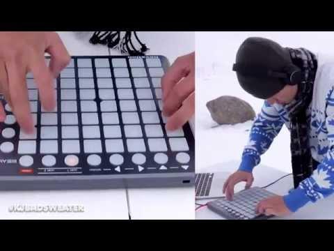 DJ Ravine's Bad Sweater Launchpad Trance