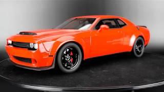 GT Spirit Dodge Challenger Demon
