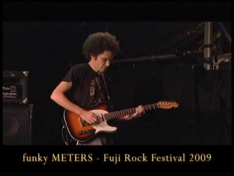 Funky METERS at Fuji Rock w/ Boots Riley