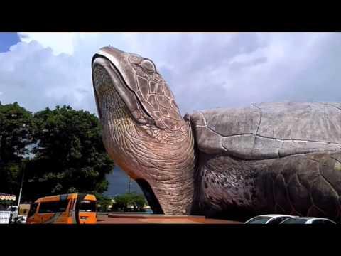 Video Objek Wisata Pantai Kartini Jepara - Tempat Wisata Keluarga & Edukasi