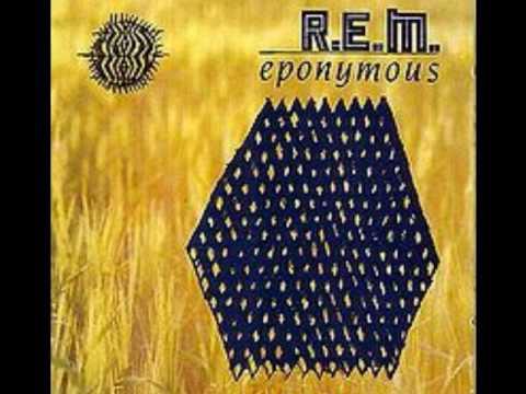 R.E.M. -  Fall on Me (with lyrics)