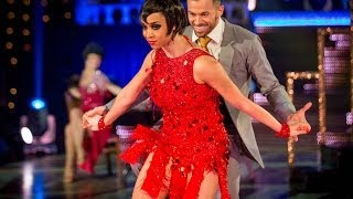 Natalie Gumede & Artem dance the Charleston to 'Bang Bang' - Strictly Come Dancing: 2013 - BBC One