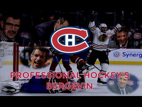 The Montreal Canadiens: Professional Hockey's Bergevin
