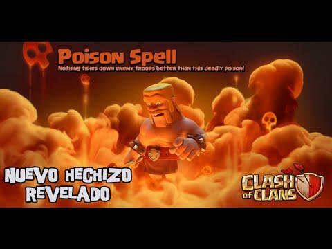 ¡¡HECHIZO DE ELIXIR OSCURO EN LA NUEVA FÁBRICA!! | Sneak Peek 3 | Actualización de Clash of Clans