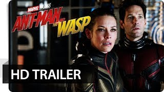 Trailer of Ant-Man and the Wasp (2018)