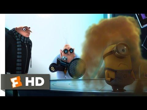 Despicable Me (5/11) Movie CLIP - Gru's Lab (2010) HD