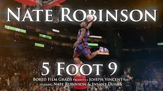 Nate Robinson - 5 foot 9