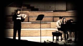 E. Bloch - Sonata nº 1 for Violin and Piano - Moderato