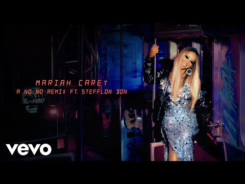 "Mariah Carey – ""A No No"" ft. Stefflon Don"