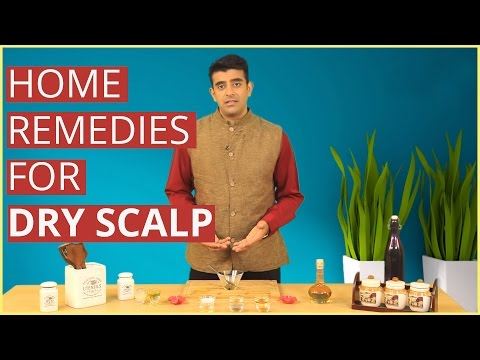 Video HOW TO  GET RID OF DRY & ITCHY SCALP NATURALLY?