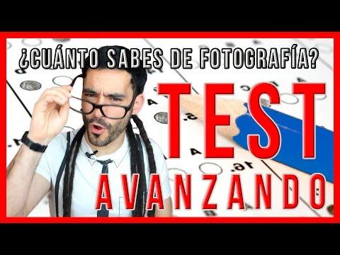¿CUÁNTO SABES DE FOTOGRAFÍA? TEST NIVEL AVANZADO | Consejos fotográficos