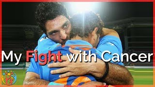 YouWeCan: My Fight with Cancer Yuvraj Singh. Hum Jeetenge 😎